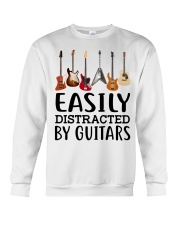 EASILY DISTRACTED BY GUITARS MUG Crewneck Sweatshirt thumbnail
