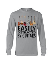 EASILY DISTRACTED BY GUITARS MUG Long Sleeve Tee thumbnail