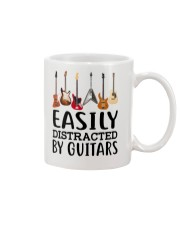 EASILY DISTRACTED BY GUITARS MUG Mug thumbnail