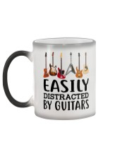 EASILY DISTRACTED BY GUITARS MUG Color Changing Mug color-changing-left