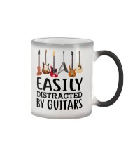 EASILY DISTRACTED BY GUITARS MUG Color Changing Mug color-changing-right