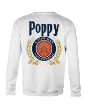 Poppy - A fine man and patriot Crewneck Sweatshirt thumbnail
