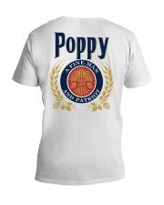 Poppy - A fine man and patriot V-Neck T-Shirt thumbnail