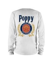 Poppy - A fine man and patriot Long Sleeve Tee thumbnail