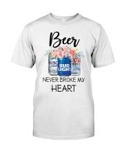 Beer Never Broke My Heart Premium Fit Mens Tee thumbnail