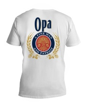Opa - A fine man and patriot V-Neck T-Shirt thumbnail