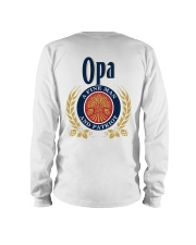 Opa - A fine man and patriot Long Sleeve Tee thumbnail