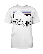 Take a hike Classic T-Shirt tile