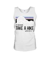 Take a hike Unisex Tank thumbnail
