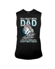 I'm a heavy metal dad Sleeveless Tee thumbnail