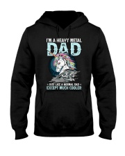 I'm a heavy metal dad Hooded Sweatshirt thumbnail