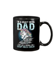 I'm a heavy metal dad Mug thumbnail