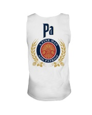 Pa - A fine man and patriot Unisex Tank thumbnail