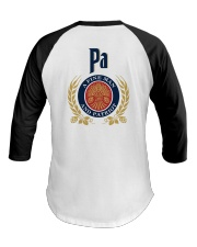 Pa - A fine man and patriot Baseball Tee thumbnail