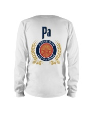 Pa - A fine man and patriot Long Sleeve Tee thumbnail