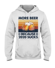 More beer 2020 Hooded Sweatshirt thumbnail