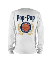 Pop Pop - A fine man and patriot Long Sleeve Tee thumbnail