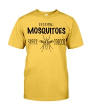 Feeding Mosquito Classic T-Shirt front
