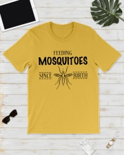 Feeding Mosquito Classic T-Shirt lifestyle-mens-crewneck-front-17