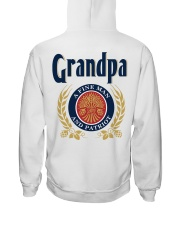 Grandpa - A fine man and patriot Hooded Sweatshirt thumbnail