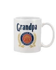 Grandpa - A fine man and patriot Mug thumbnail
