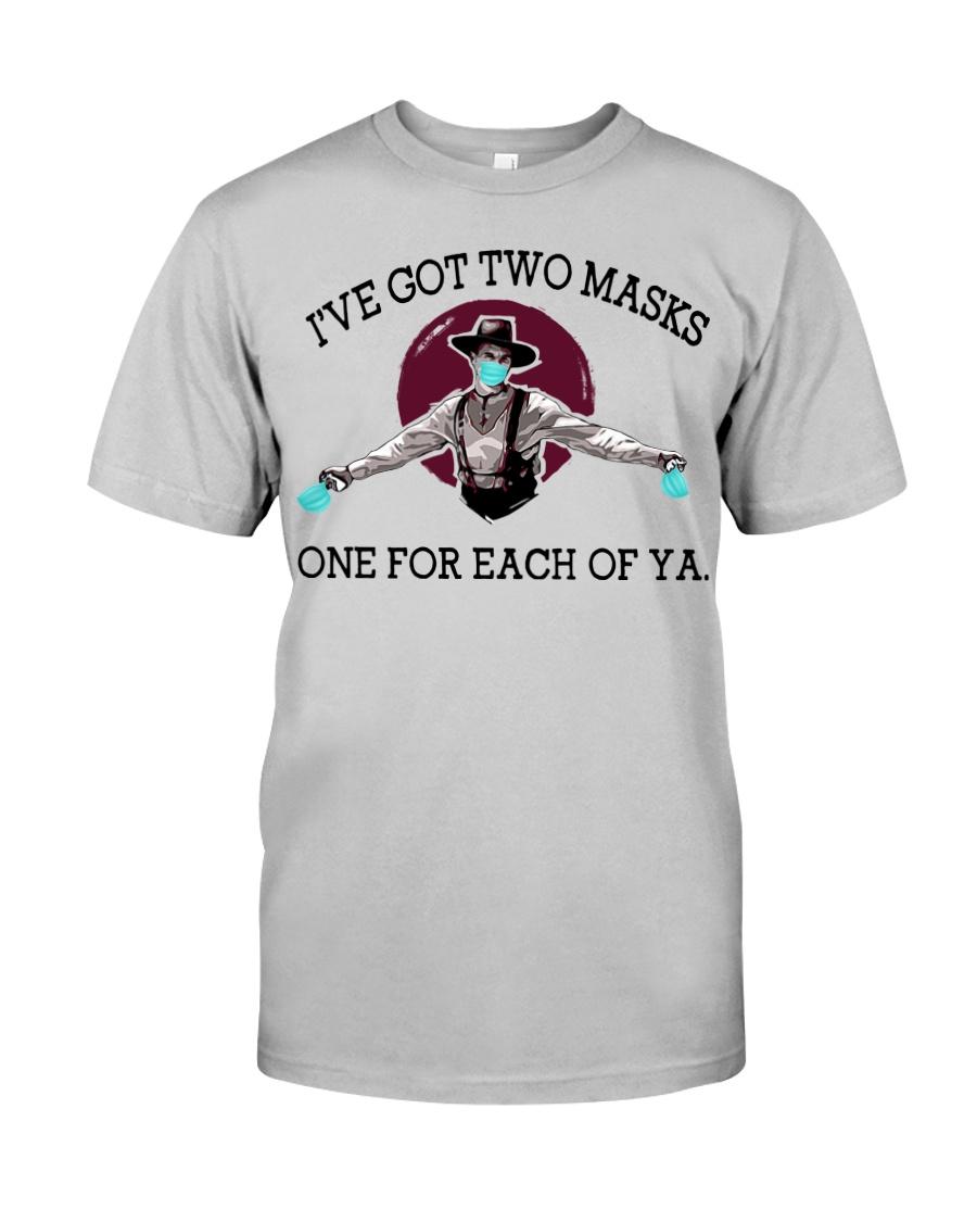 Forgive me if I don't shake hand Classic T-Shirt