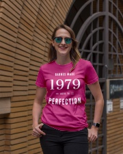 Barnes Made 1979 Aged To Perfection Premium Fit Ladies Tee lifestyle-women-crewneck-front-2