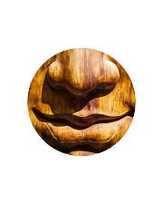 Wood Mask Cutting Board Circle Cutting Board thumbnail