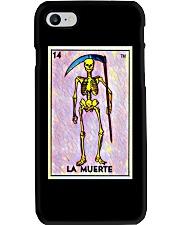 La Muerte Phone Case thumbnail