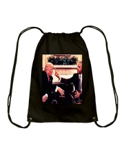 Politics Drawstring Bag thumbnail