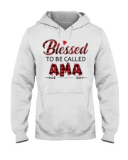 BLESSED TO BE CALLED AMA Hooded Sweatshirt thumbnail