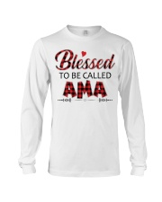 BLESSED TO BE CALLED AMA Long Sleeve Tee thumbnail