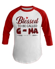 BLESSED TO BE CALLED G-MA Baseball Tee thumbnail