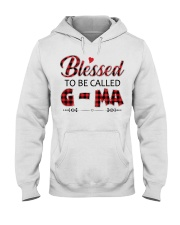 BLESSED TO BE CALLED G-MA Hooded Sweatshirt thumbnail
