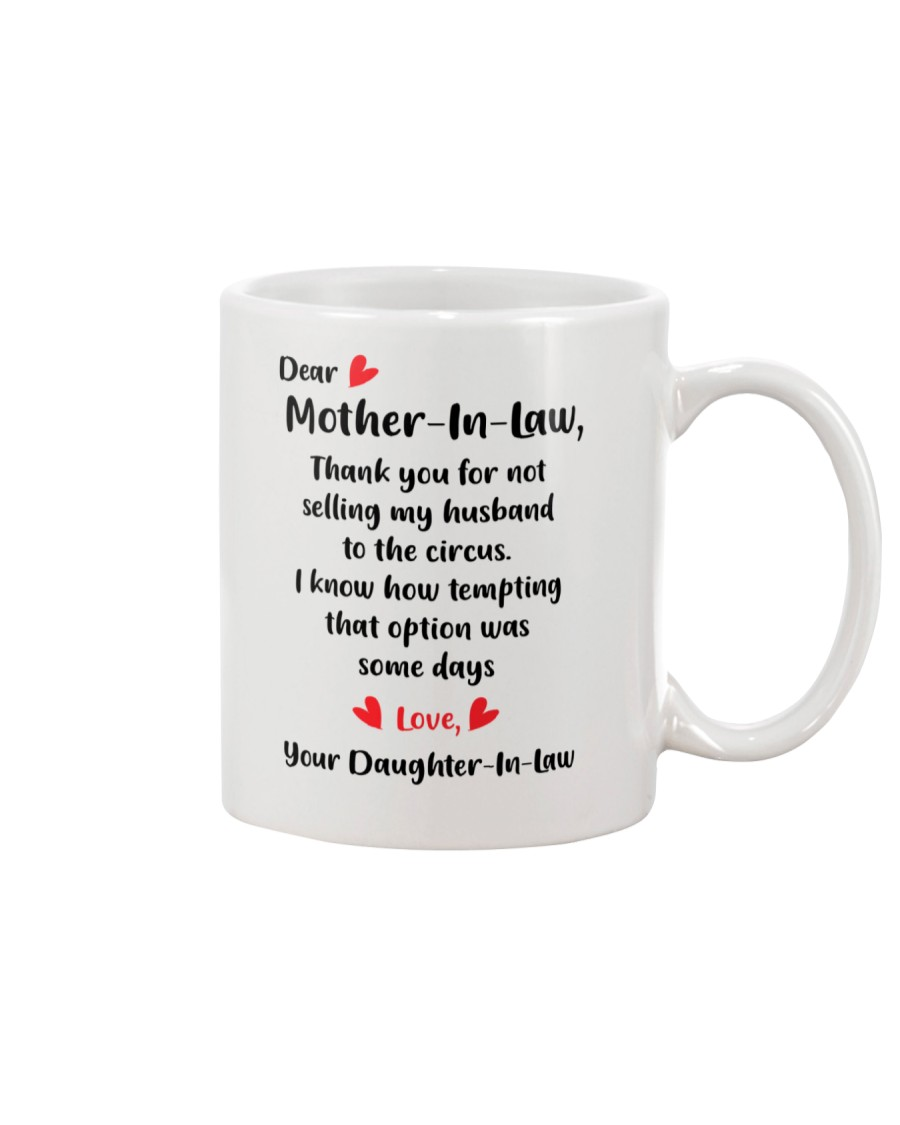 GIFT FOR MOTHER IN LAW Mug