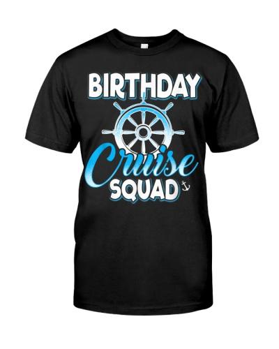 Birthday Cruise Squad