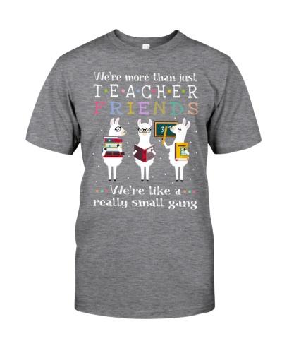 Llamas Teacher Friends