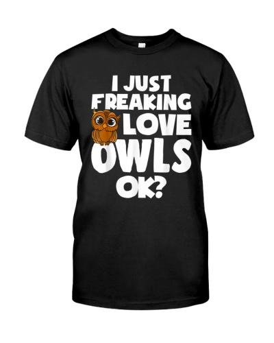 Owls Shirt 6