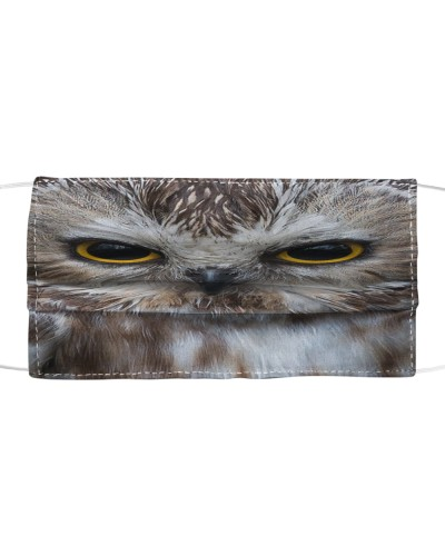 Owls Face Mask 25