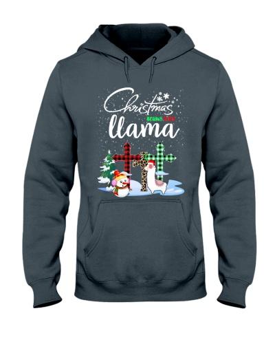 Llamas Christmas 32