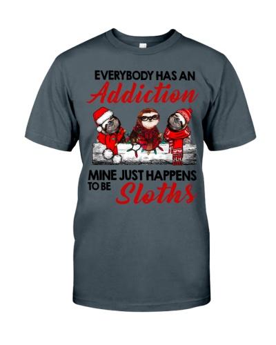 Sloths Addiction
