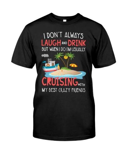 Cruising my best crazy friends