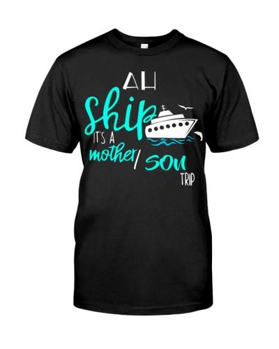 Ship Mother Son