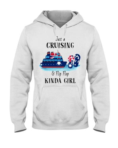 Cruising Kinda Girl AU