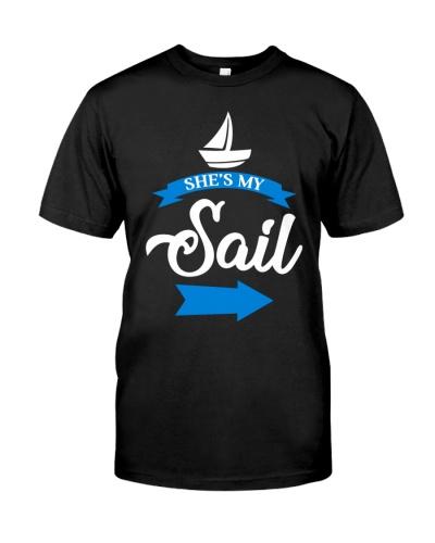 She's my Sail