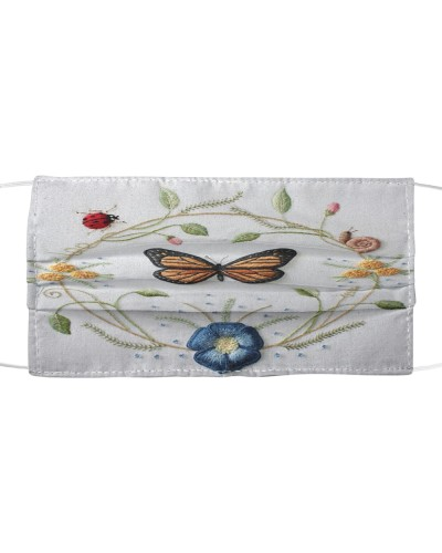 Butterfly Face Mask Limited Edition 7979