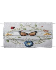 Butterfly Face Mask Limited Edition 7979 Cloth face mask front