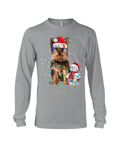 Yorkie Christmas 9