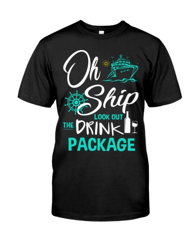 Oh ship Drink Package