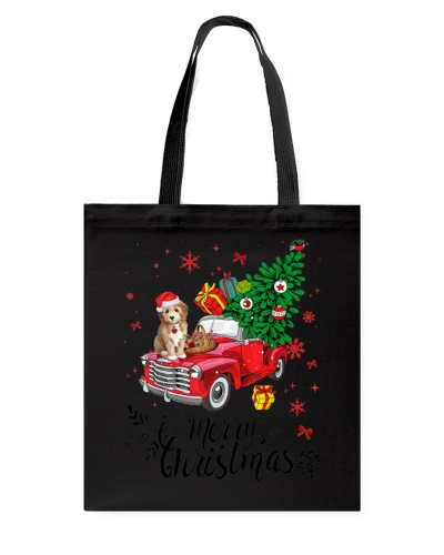 Goldendoodle Christmas 25